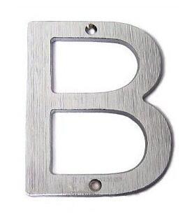 "Smedbo VXX1 Villa Series: House Letter ""B"""