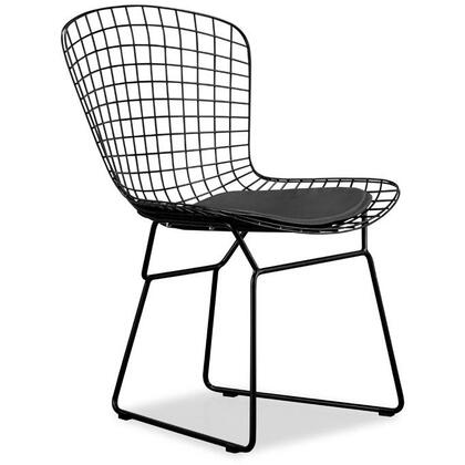 Zuo 18800X Wire Collection Chairs Frame Only: