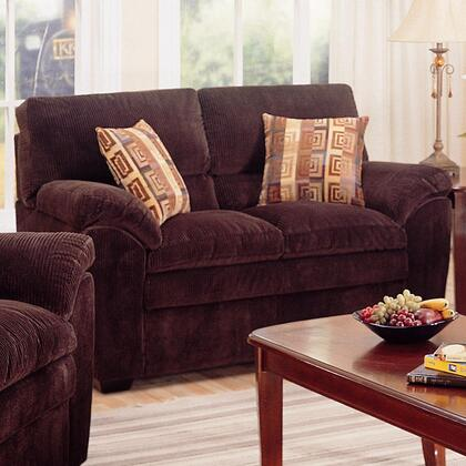 Coaster 502522 Molly Series Fabric  Loveseat