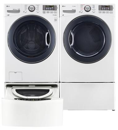 LG 665883 Washer and Dryer Combos