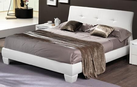 ESF Disco Collection i1776-X Bed in white