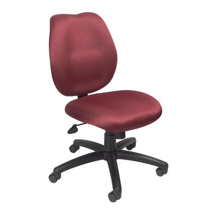 "Boss B1016BY 26"" Adjustable Contemporary Office Chair"