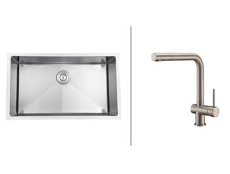 Ruvati RVC2305 Kitchen Sink
