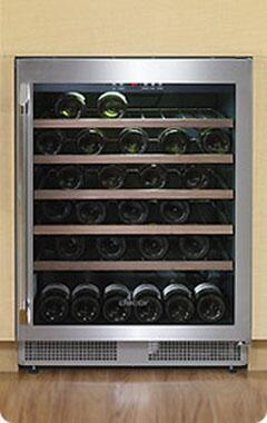 "Dacor EF24RWCZ1SS 23.63"" Built-In Wine Cooler, in Stainless Steel"