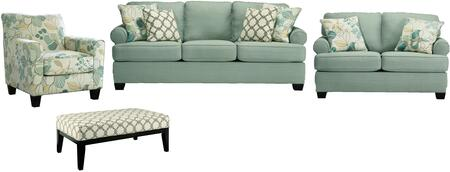 Signature Design by Ashley 28200SLCO Daystar Living Room Set