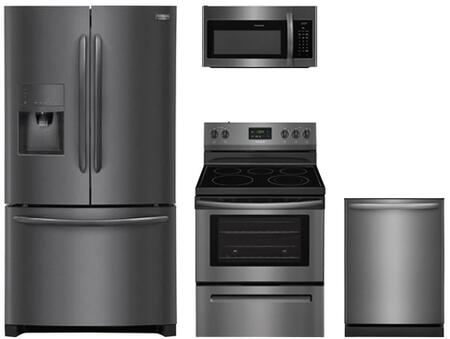 Frigidaire 811492 Gallery Kitchen Appliance Packages