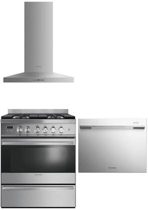 Fisher Paykel 719010 Kitchen Appliance Packages