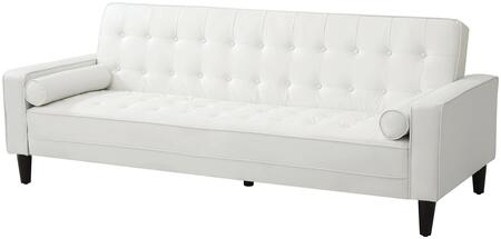Glory Furniture G847S  Convertible Bycast Leather Sofa