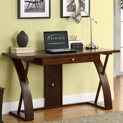 Legends Furniture ZKZ6020 Super Z Series Writing  Wood Desk