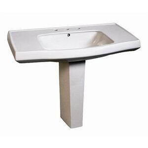 Belle Foret BFCPLWH Bath Sink