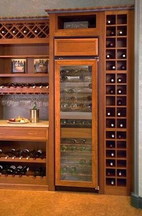 "Northland 18WCSGR 18"" Built-In Wine Cooler"