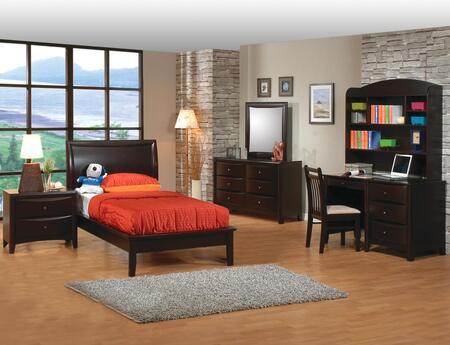 Coaster 400181FSET6 Full Size Bedroom Sets