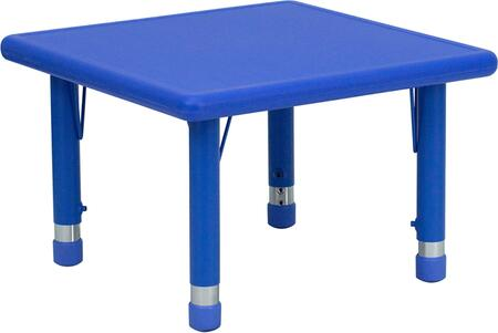 Flash Furniture YUYCX0022SQRTBLBLUEGG