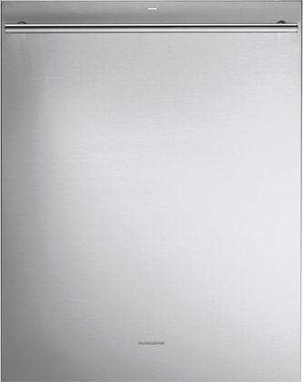 "GE Monogram ZDT975Sx 24"" Fully Integrated Dishwasher with 16 Place Settings, Over 140 Cleaning Jets, Bottle Jets, LED Lighting and 39 dBA with LED Status Indicator:"