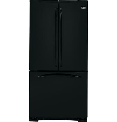 GE PFSF2MIYBB  French Door Refrigerator with 22 cu. ft. Total Capacity 4 Glass Shelves |Appliances Connection