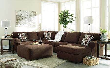 Milo Italia MI823466341708JAVA Camila Living Room Sets