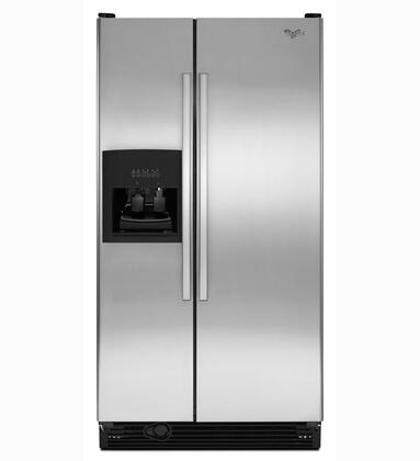 Whirlpool ED2FHEXVL Freestanding Side by Side Refrigerator |Appliances Connection