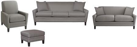 Bassett Furniture 3923FCFC1558SLCO Drake Living Room Sets
