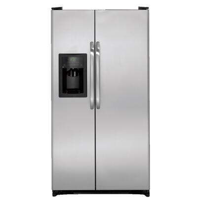 GE GSH22JSDSS Freestanding Side by Side Refrigerator |Appliances Connection