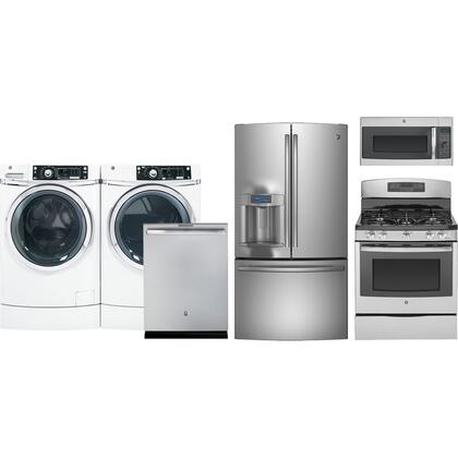 Ge Profile Pfe28rshss6pckit1 Kitchen Appliance Packages Appliances Connection