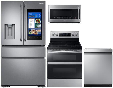Samsung 757425 Kitchen Appliance Packages