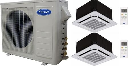Carrier 700980 Performance Mini Split Air Conditioner System