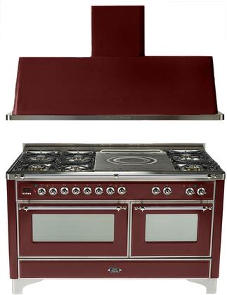 Ilve 721239 Majestic Kitchen Appliance Packages