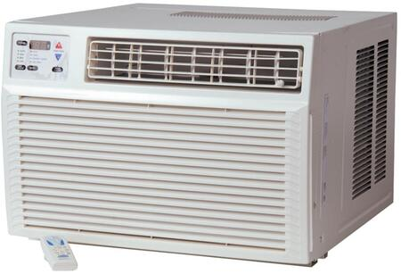 An Angled View of the Air Conditioner