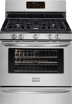 """Frigidaire FGGF3054MF 30"""" Gallery Series Gas Freestanding  Appliances Connection"""