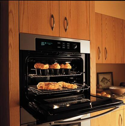 Bosch Hbn5650uc 500 Series 27 Inch Wide Double Electric Wall Oven With 4 2 Cu Ft