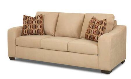 Klaussner DARIENQSLP Darien Series Pull Out Microfiber Sofa