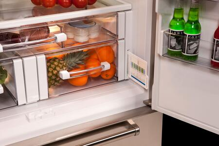 Sub Zero BI42UFDO 42 Inch Panel Ready Counter Depth French Door Refrigerator  With 24.7 Cu. Ft. Capacity | Appliances Connection