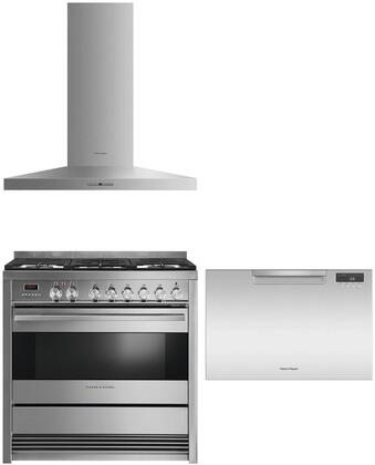 Fisher Paykel 718020 Kitchen Appliance Packages