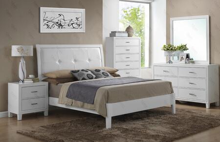 Glory Furniture G1275AKBDMN G1275 King Bedroom Sets