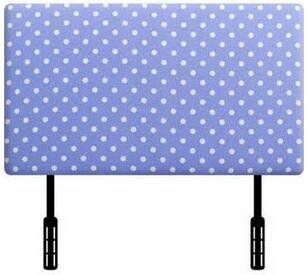 Kidz World 11001 Designer Twin Headboard Upholstered in: