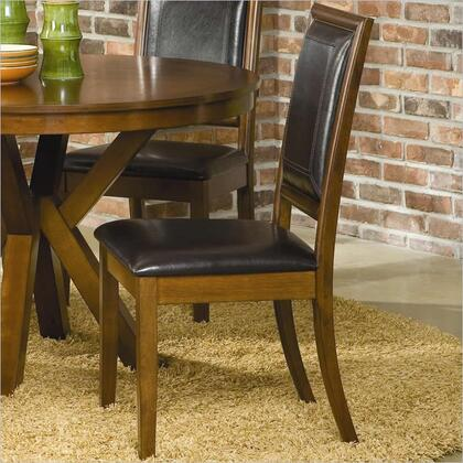 Coaster 101782 Sylvania Series Contemporary Wood Frame Dining Room Chair