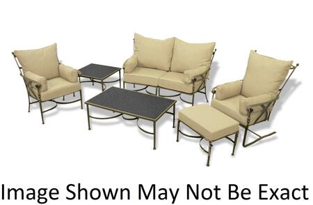 Tortuga IRON6PCLOVEWEST  Patio Sets