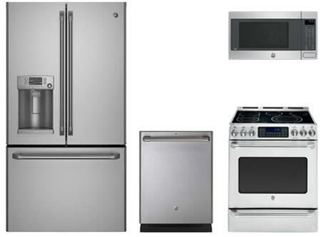 GE Cafe 736982 Kitchen Appliance Packages