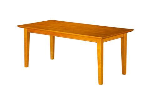 Atlantic Furniture AH1510 Shaker Coffee Table