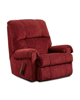 Chelsea Home Furniture 478700TBG Grace Series Contemporary Wood Frame Rocking Recliners