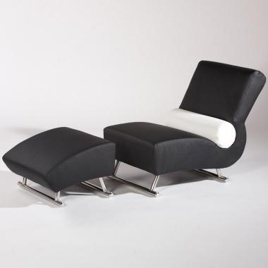 Chintaly DEVILLELNG Deville Series  Chaise Lounge