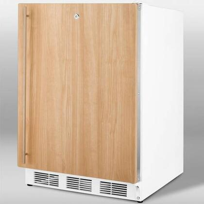 Summit SCFF55LIFADA  Freezer with 5 cu. ft. Capacity in Panel Ready