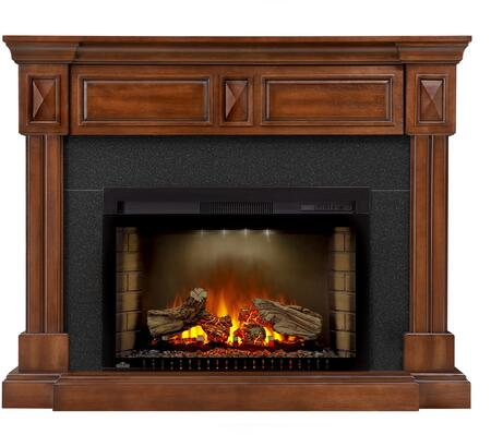 Braxton Mantel Package Front View
