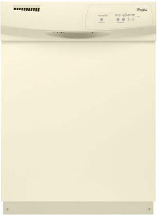 "Whirlpool WDF310PAAT 24"" Built In Full Console Dishwasher"