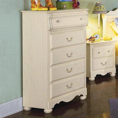 Standard Furniture 4055 Diana Series Wood Chest