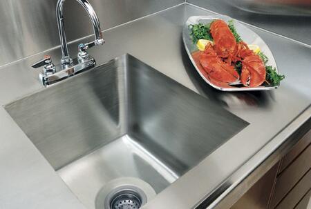 Aline TA11J2RE Kitchen Sink