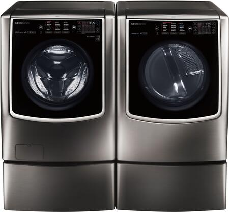 LG Signature 714568 Washer and Dryer Combos