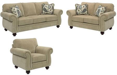 Broyhill 3688QASLC899482404543102122 Cassandra Living Room S
