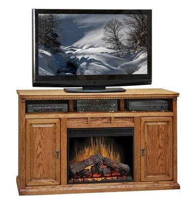 Legends Furniture SD5101RST Scottsdale Series  Fireplace
