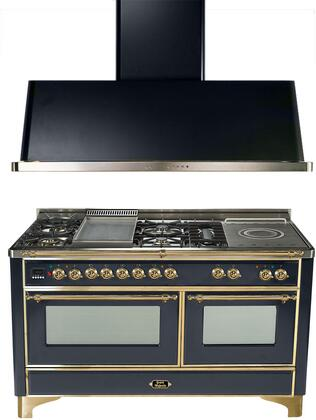 Ilve 721093 Majestic Kitchen Appliance Packages
